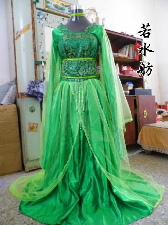 古风礼服服装设计图_古风礼服服装设计图分享展示