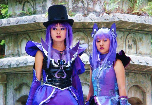 魔仙小蓝被绑架图片_严莉莉长大的样子-美琪结婚的样子,石小龙和美雪结婚照,小蓝 ...