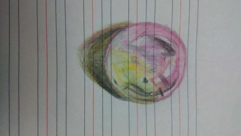 【皮卡】彩铅手绘晶莹美物