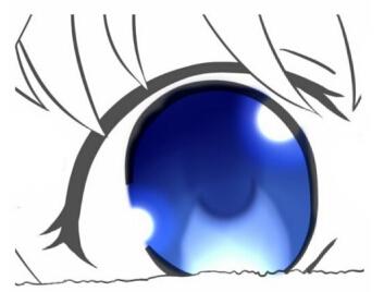 【y家】sai眼睛上色教程