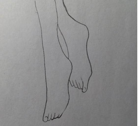 古风漫画人物铅笔画_古风风景铅笔画