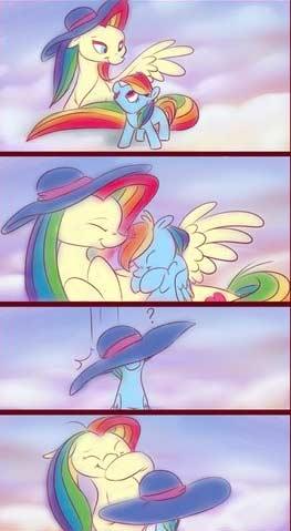 彩虹小马本子百度云