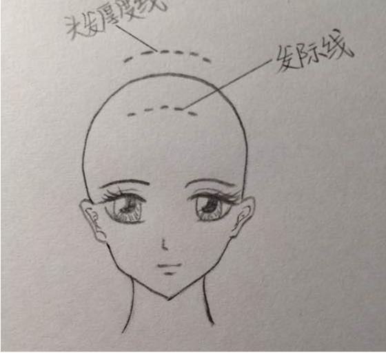 【薇子】古风漫画初学篇{转}图片
