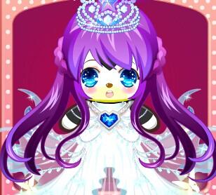 梦梦公主,想当平民的小巧可爱,萌萌哒的公主