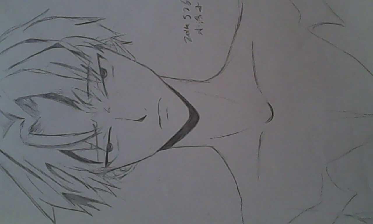 【铅笔手画】没描黑线