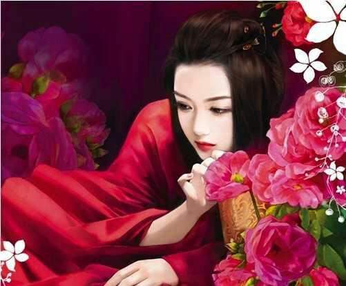 中国古代著名女子排行榜中榜
