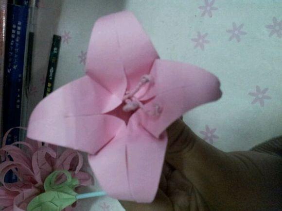 川崎玫瑰 彼岸花折纸教程图片
