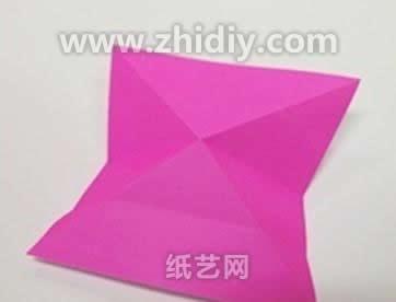 折纸大全 图解书签