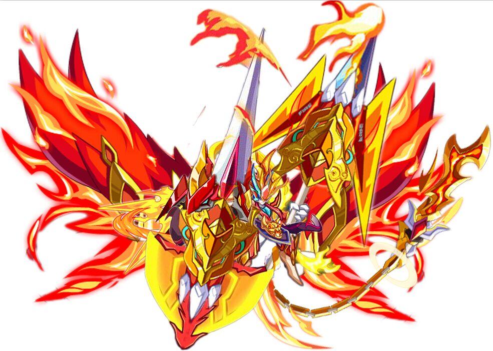 奧奇傳說精靈大全五王合體圖片圖片
