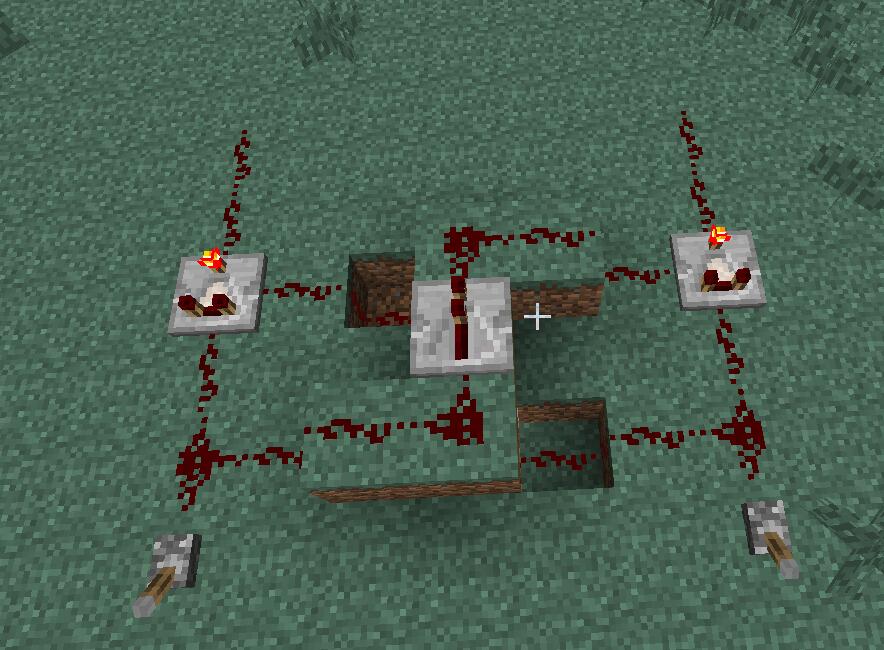 minecraft电路
