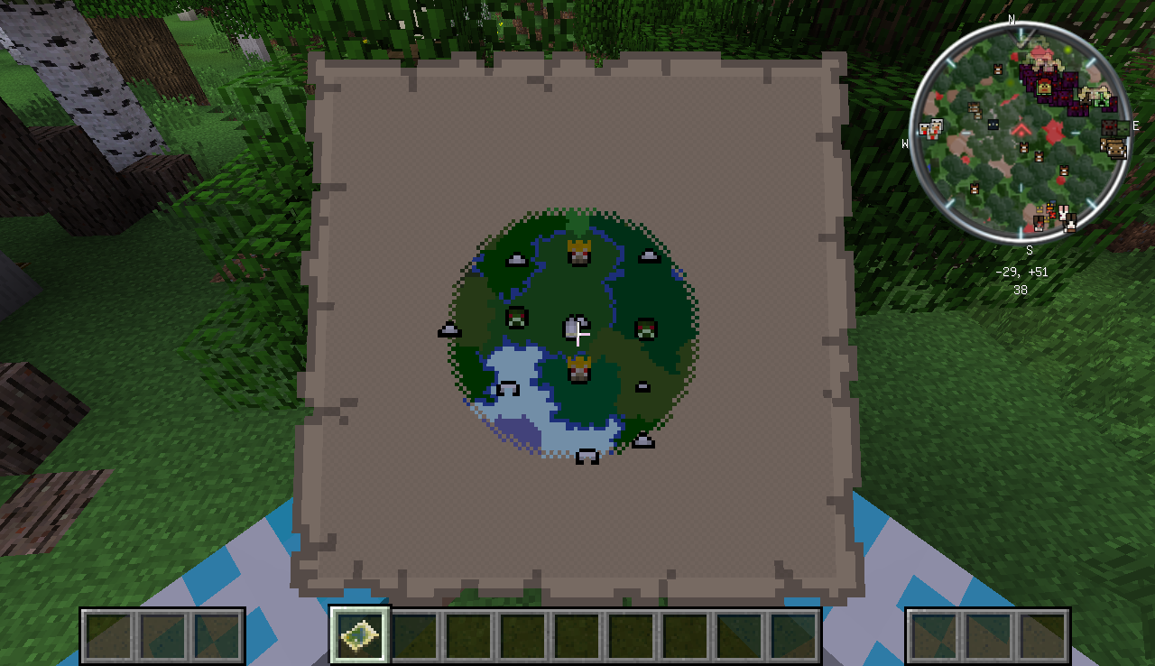 【h2o】mod介绍:魔法+冒险+战斗=暮色森林