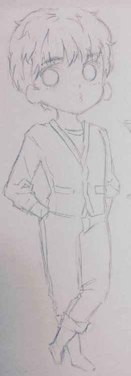 李易峰动漫手绘,快来看看