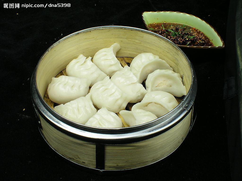 沙县蒸饺的捏法步骤图