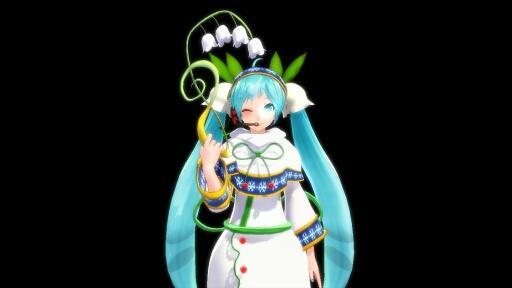 模型:tda snow miku2015