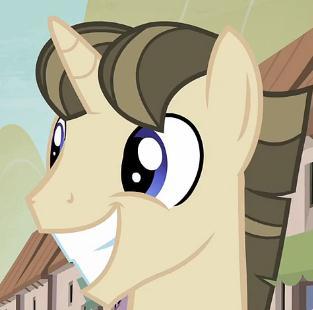 可爱小马崽图片