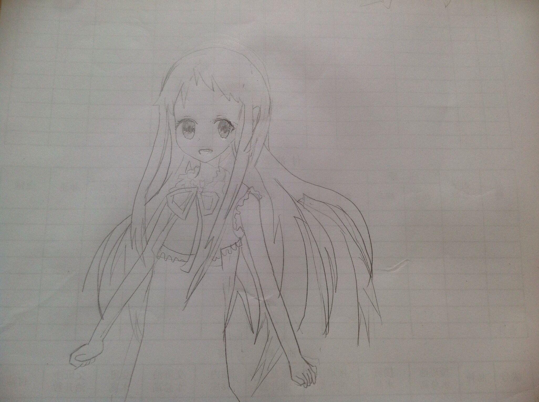 【面码】手绘图