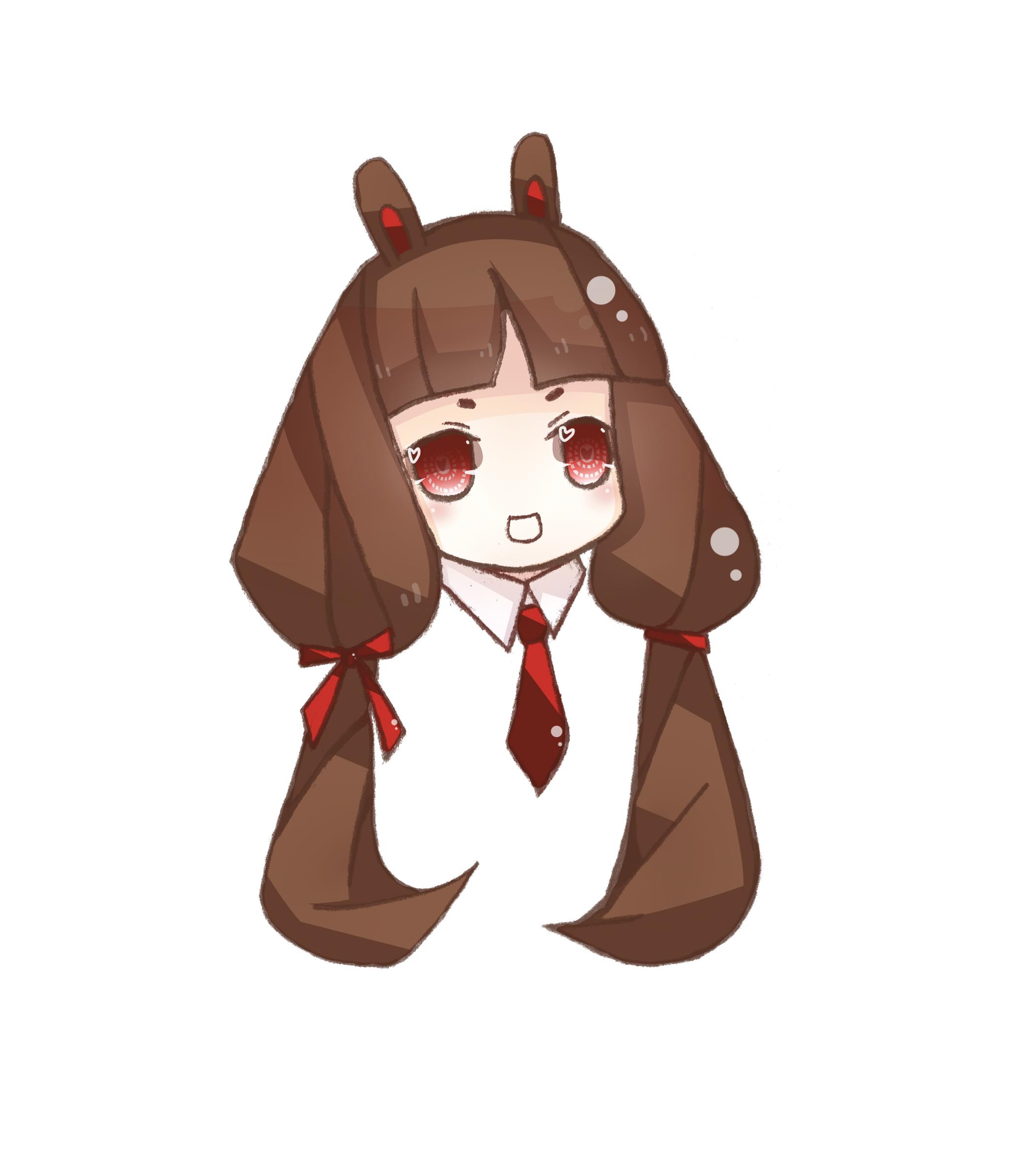【黑兔子】=图楼=大头大头下雨不愁(07ω`)
