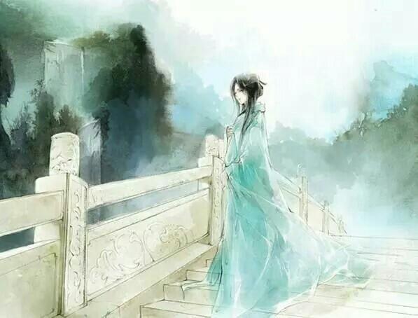 我站在橋上看風景,而看風景的人