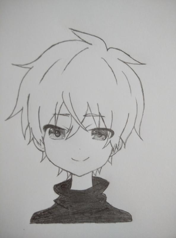 【槿年】q版铅笔手绘直播