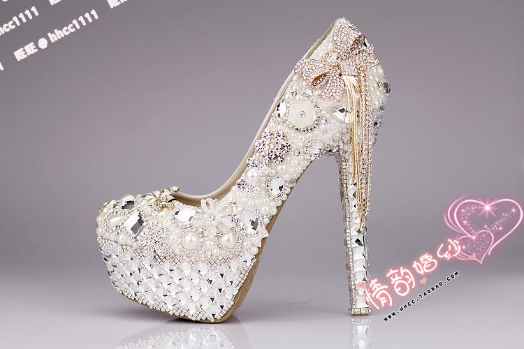 十二星座专属公主美腻水晶鞋