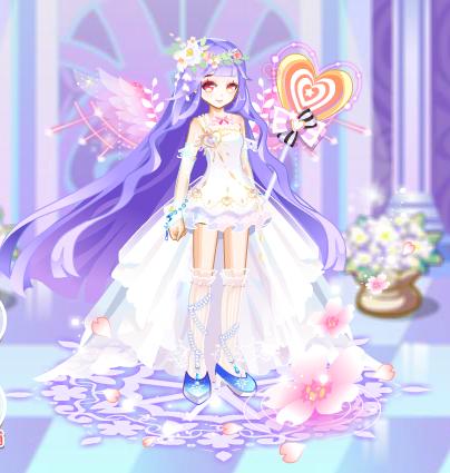 奥雅之光魔法贵族学院服装搭配秀
