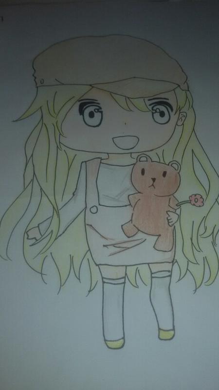 衣服and可爱的小熊(啦啦啦小红花)