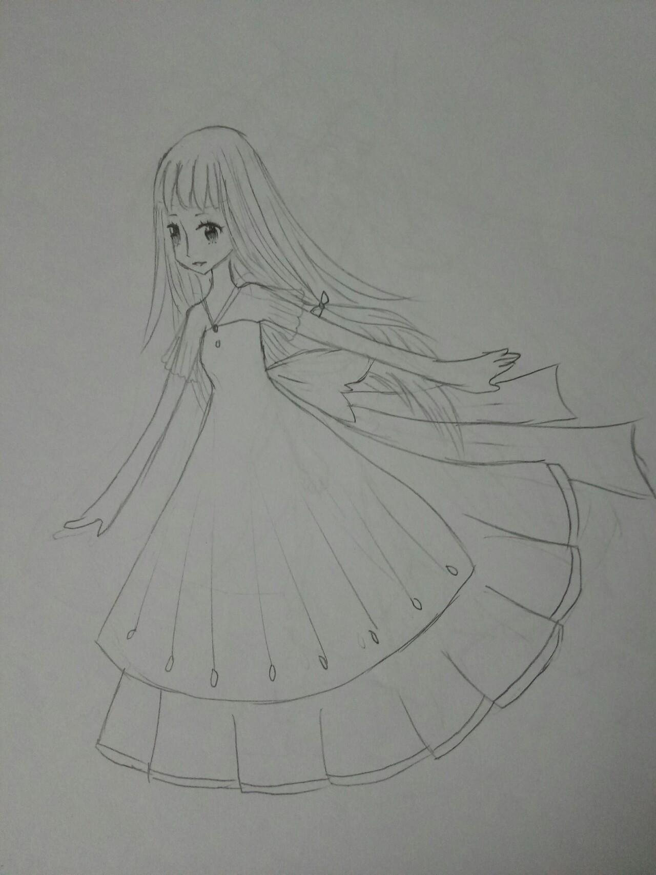 漂亮的小女孩【hhhh