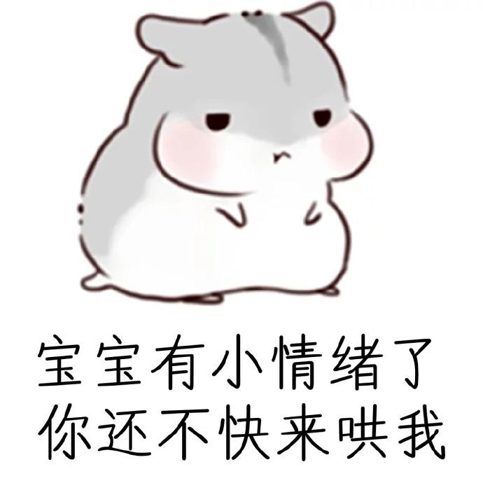 [余夏]仓鼠表情包图片