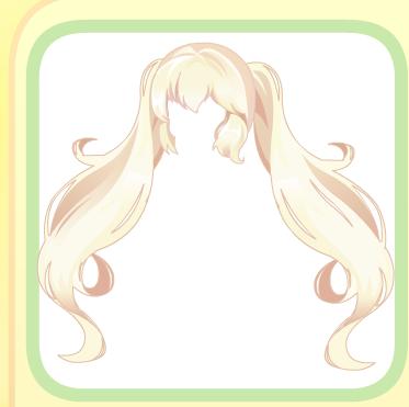 【桉桉】奥比岛魔力头发系列搭配